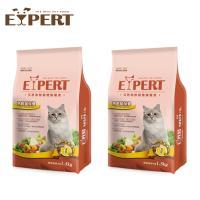 EXPERT 艾思柏  無穀熟齡貓保健配方 貓糧-1.5kg X 2包