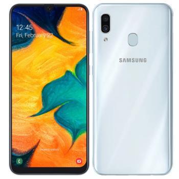 SAMSUNG Galaxy A30 6.4吋123°廣角智慧手機