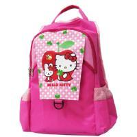 凱蒂貓Hello Kitty 雙層休閒書背包(KT-2929_apple)