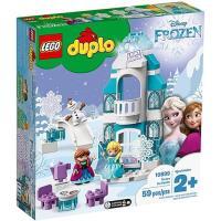 LEGO 樂高積木 Duplo 得寶系列 10899 冰雪奇緣城堡