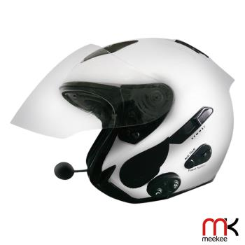 meekee機車安全帽無線對講藍牙耳機-無線騎士