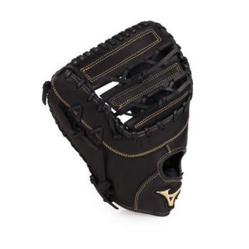 MIZUNO 硬式棒球手套-一壘手用 左投 附手套袋  美津濃