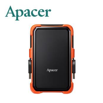 【Apacer宇瞻】AC630 1TB USB3.1 Gen1 2.5吋軍規硬碟