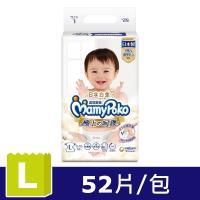 滿意寶寶 極上の呵護紙尿褲52片x4包-L
