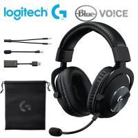 【Logitech 羅技】Pro X 專業級電競耳機麥克風 【加碼贈洗衣槽清潔劑】