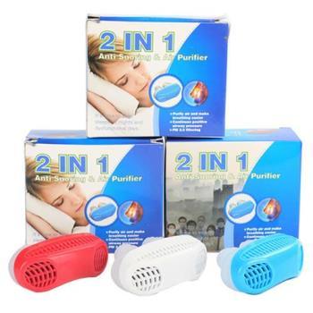 JHS杰恆社鼻子淨化器鼻塞呼吸器迷你止鼾器睡眠防鼾器止酣器防止打呼abe02 預購