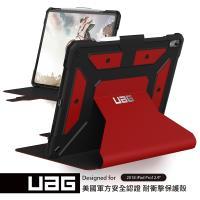 UAG iPad Pro 12.9吋(2018)耐衝擊保護殻-紅