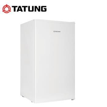 【送安裝免樓層費】TATUNG 大同 108L 二級能效單門冰箱 TR-108M-W