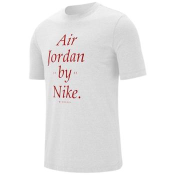 Jordan Air Jordan By Nike 短袖T恤 AQ3761-100