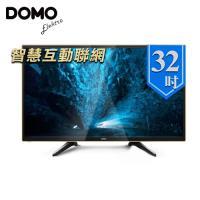 開學季DOMO 32型HD低藍光互動聯網數位液晶顯示器(DOM-32AW02)