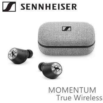 Sennheiser MOMENTUM True Wireless 藍牙5.0 aptx 觸控操作完美音質真無線藍牙耳機 台灣公司貨保固2年