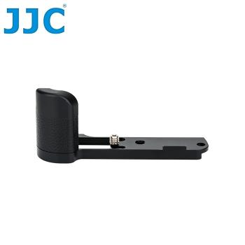 JJC副廠Sony相機手把手HG-RX100手柄握把(底部1/4吋母螺孔;蒙皮金屬框)適索尼RX100 VA VI V IV III II,不適VII