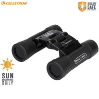 美國CELESTRON星特朗雙筒望遠鏡EclipSmart Solar 10x25mm 71237