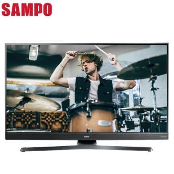 SAMPO聲寶 55型 新轟天雷 4K UHD LED 液晶顯示器EM-55XT31A(福利品)