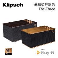 Klipsch 古力奇 The Three PLAY-FI 藍芽WIFI無線音樂串流系統喇叭