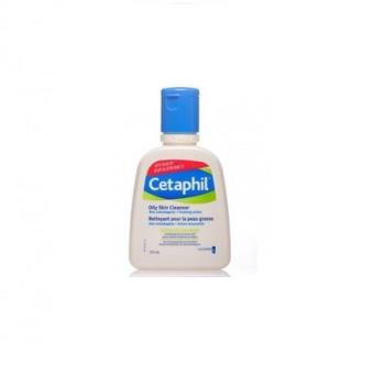 Cetaphil舒特膚 溫和潔膚乳(油性肌專用)125ml