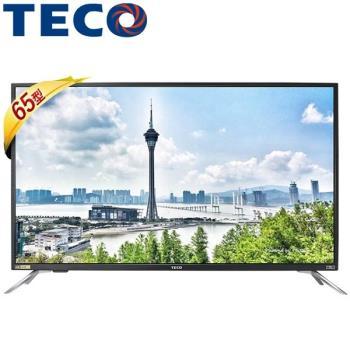 TECO 東元 TL65U5TRE 65吋 4K 液晶顯示器+視訊盒