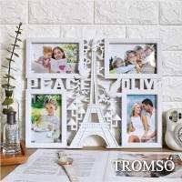 TROMSO-巴黎鐵塔和平鴿4框組