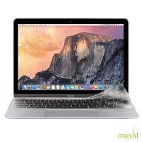 Moshi ClearGuard for MacBook Retina 12 (2015 -2017) 超薄鍵盤膜