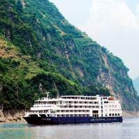《探索號》重慶、長江三峽下水、武漢14日(無購物.含稅金及小費)