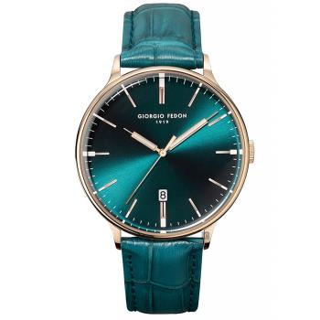GIORGIO FEDON 喬治菲登 1919 VINTAGE VIII 復刻時尚手錶-42mm GFBU006