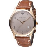 Emporio Armani Classic 紳士復刻經典腕錶(AR1866)41mm