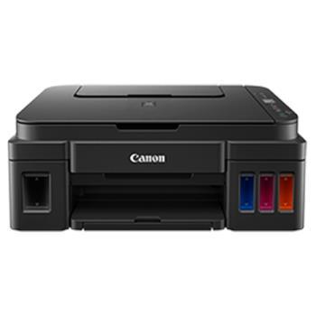 Canon  PIXMA G2010 原廠大供墨印表機