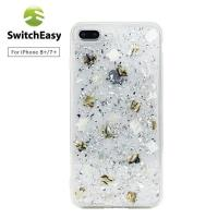 Switcheasy Flash 真花系列 for iPhone 7/8 Plus 5.5-真歲貝殼