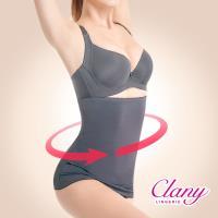 【可蘭霓Clany】蠻腰平腹機能M-Q(2XL)腰夾(優雅灰 1955-62)