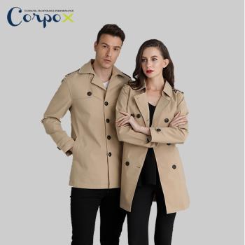 【Corpo X】男女款abletex高透濕防風防水保暖風衣
