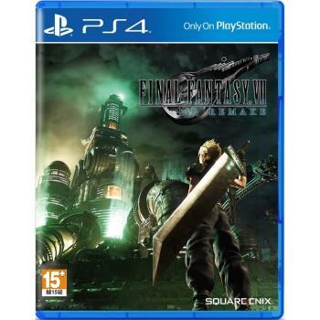 【預購】PS4 太空戰士7 重製版 (Final Fantasy VII)-中日英文版