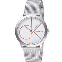 Calvin Klein minimal 大ck簡約時尚腕錶(K3M52152)35mm