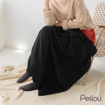 PEILOU 貝柔雙層保暖防風裙(3色可選)