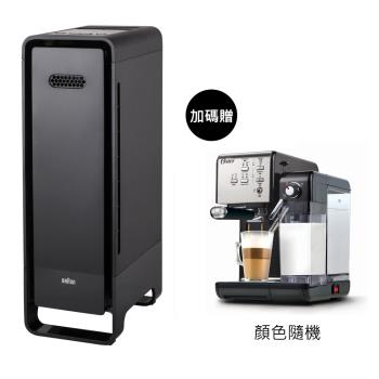 送OSTER咖啡機↘德國百靈Braun SensorAir主動式空氣清淨機 BFD104BTW