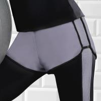 【EASY SHOP】沁涼運動 運動型短褲(銀河灰)