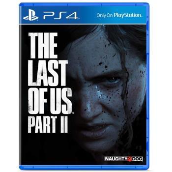 (預購)PS4 最後生還者 二部曲 -中文一般版