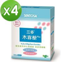 【三多】木寡醣Plus粉末食品4盒組 (78g/盒)
