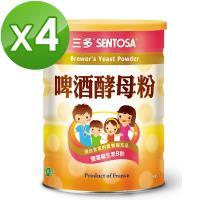 【三多】啤酒酵母粉4罐組 (400g /罐)