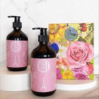 買一送一【愛戀花草】染燙修護-櫻花草本洗髮精 (1000ML)