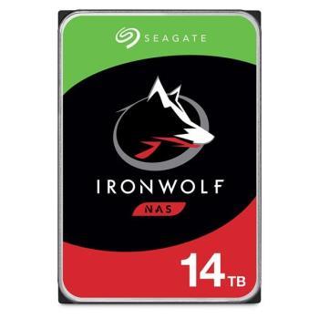 Seagate那嘶狼IronWolf Pro 14TB 3.5吋 NAS專用硬碟 (ST14000NE0008)