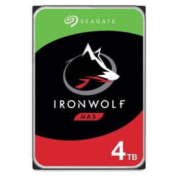 Seagate那嘶狼IronWolf Pro 4TB 3.5吋 NAS專用硬碟 (ST4000NE001)