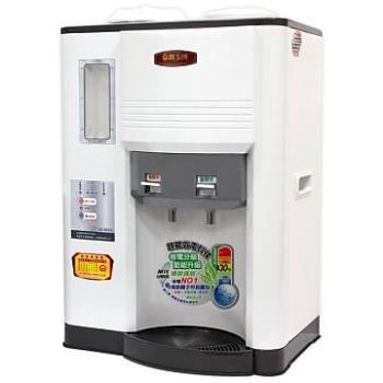 晶工牌10.5公升 溫熱全自動開飲機/飲水機 JD-3655