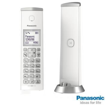   Panasonic   國際牌 DECT數位無線時尚造型電話 KX-TGK210-TW