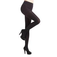 MarieBella 120D高彈力纖腿褲襪 (黑)