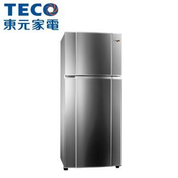 登記送果汁機 TECO東元 480公升一級能效變頻雙門冰箱 R4892XM