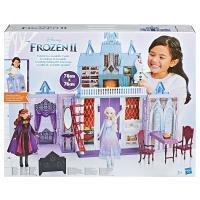 Disney迪士尼 Frozen 冰雪奇緣2 城堡遊戲組