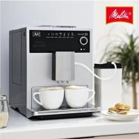 【Melitta】Caffeo CI 高階全自動雙豆槽義式拿鐵咖啡機 – 家用 辦公室用