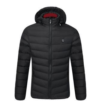Comode智慧溫控碳纖維遠紅外線發熱保暖外套