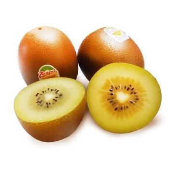 【綠安生活】紐西蘭Zespri sun gold黃金奇異果原裝箱2箱(25-27粒)