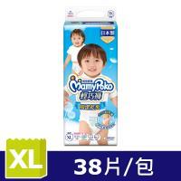 滿意寶寶 瞬潔乾爽輕巧褲/褲型尿布 (XL)(38片x 4包/箱)